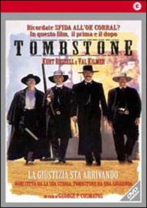 Tombstone di George Pan Cosmatos - DVD