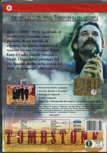 Tombstone di George Pan Cosmatos - DVD - 2