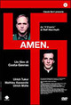 Cover Dvd DVD Amen