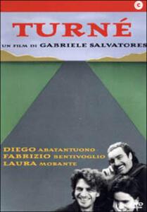 Turné di Gabriele Salvatores - DVD