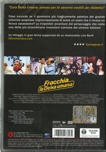 Fracchia la belva umana di Neri Parenti - DVD - 2