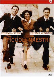 I piccoli maestri di Daniele Luchetti - DVD