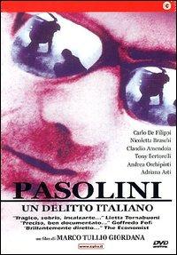 Locandina Pasolini un delitto italiano
