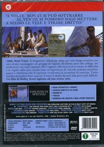 L' albatross. Oltre la tempesta di Ridley Scott - DVD - 2