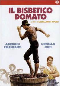 Il bisbetico domato di Franco Castellano,Pipolo - DVD