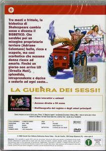 Il bisbetico domato di Franco Castellano,Pipolo - DVD - 2