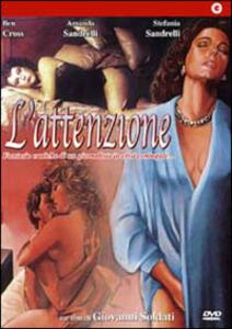 L' attenzione di Giovanni Soldati - DVD