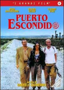 Puerto Escondido<span>.</span> Grandi Film di Gabriele Salvatores - DVD