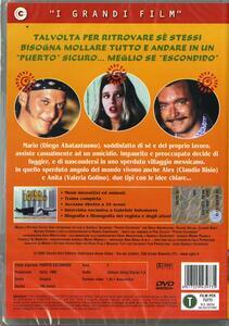 Puerto Escondido<span>.</span> Grandi Film di Gabriele Salvatores - DVD - 2