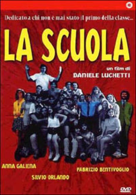 La scuola di Daniele Luchetti - DVD