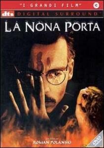 La nona porta<span>.</span> Grandi Film di Roman Polanski - DVD