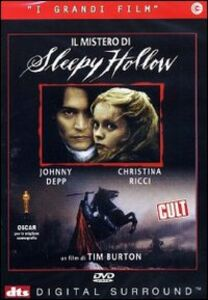 Film Il mistero di Sleepy Hollow Tim Burton