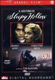 Cover Dvd Il mistero di Sleepy Hollow