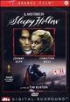 Cover Dvd Il mistero di Sleepy Hollow