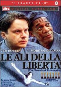 Le ali della libertà<span>.</span> Grandi Film di Frank Darabont - DVD