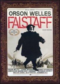 Cover Dvd Falstaff