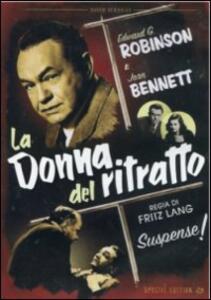 La donna del ritratto di Fritz Lang - DVD