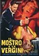 Cover Dvd Il mostro e le vergini