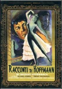 I racconti di Hoffmann di Michael Powell,Emeric Pressburger - DVD