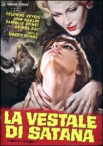 La vestale di Satana di Harry Kumel - DVD