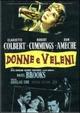Cover Dvd DVD Donne e veleni
