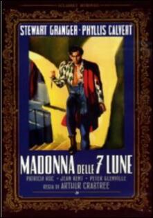 La Madonna delle sette Lune di Arthur Crabtree - DVD