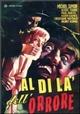 Cover Dvd Al di là dell'orrore