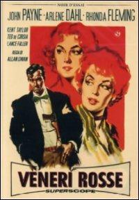 Cover Dvd Veneri rosse (DVD)