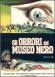 Cover Dvd Gli orrori del museo nero