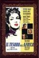 Cover Dvd Il tesoro dell'Africa