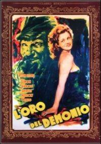 Cover Dvd oro del demonio (DVD)