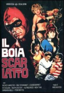 Il boia scarlatto di Max Hunter - DVD