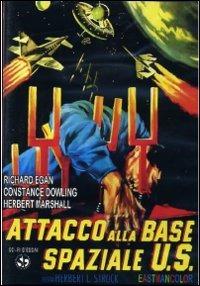Cover Dvd Attacco alla base spaziale U. S. (DVD)