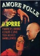 Cover Dvd DVD Amore folle