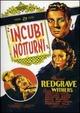 Cover Dvd DVD Incubi notturni