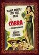 Cover Dvd DVD Il cobra [1]