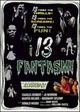 Cover Dvd DVD Tredici Fantasmi