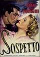 Cover Dvd Il sospetto