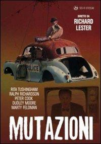 Cover Dvd Mutazioni (DVD)