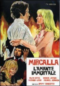 Cover Dvd Mircalla l'amante immortale (DVD)