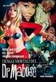 Cover Dvd DVD I raggi mortali del dottor Mabuse