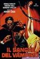 Cover Dvd DVD Il sangue del vampiro