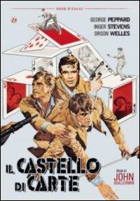 Cover Dvd castello di carte (DVD)