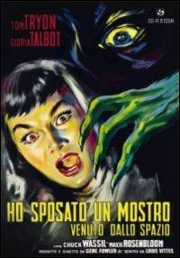 Cover Dvd Ho sposato un mostro venuto dallo Spazio (DVD)