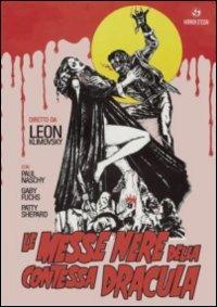Locandina Le messe nere della contessa Dracula