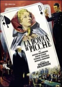 La donna di picche di Thorold Dickinson - DVD