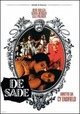 Cover Dvd DVD De Sade