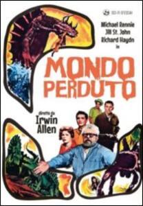 Mondo perduto di Irwin Allen - DVD