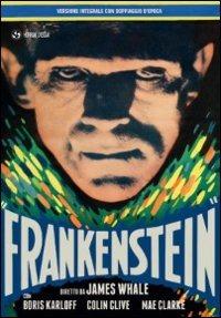 Cover Dvd Frankenstein (DVD)