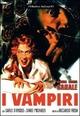 Cover Dvd I vampiri